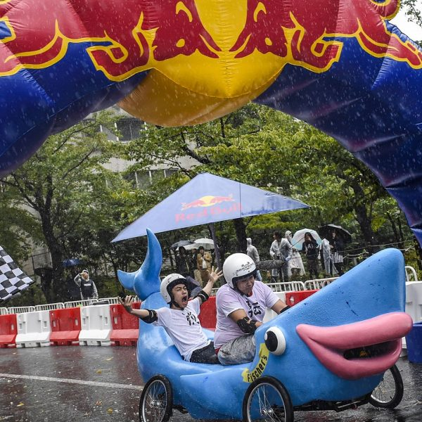 Annual Red Bull Race